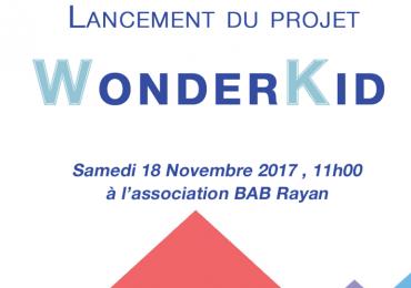 Lancement de la deuxième édition du projet WonderKid