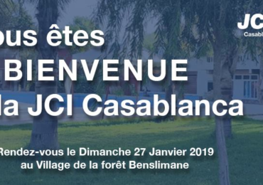Team building 2019 de la JCI Casablanca – the first one