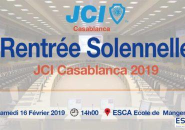 Rentrée Solennelle Locale 2019