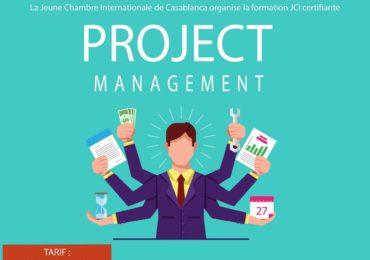 Formation JCI certifiante Project Management