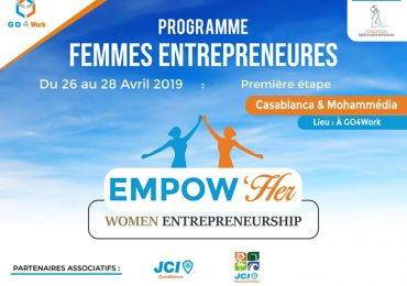Collaboration avec Go4Work au programme EmpowHer