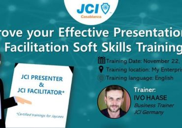 Improve your Effective Presentation and Facilitation Soft Skills