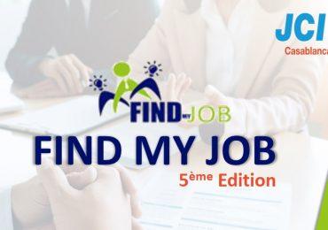 FIND MY JOB_5ème édition